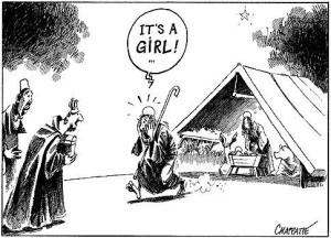 Natal no feminino