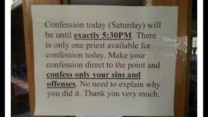 cofessionaria